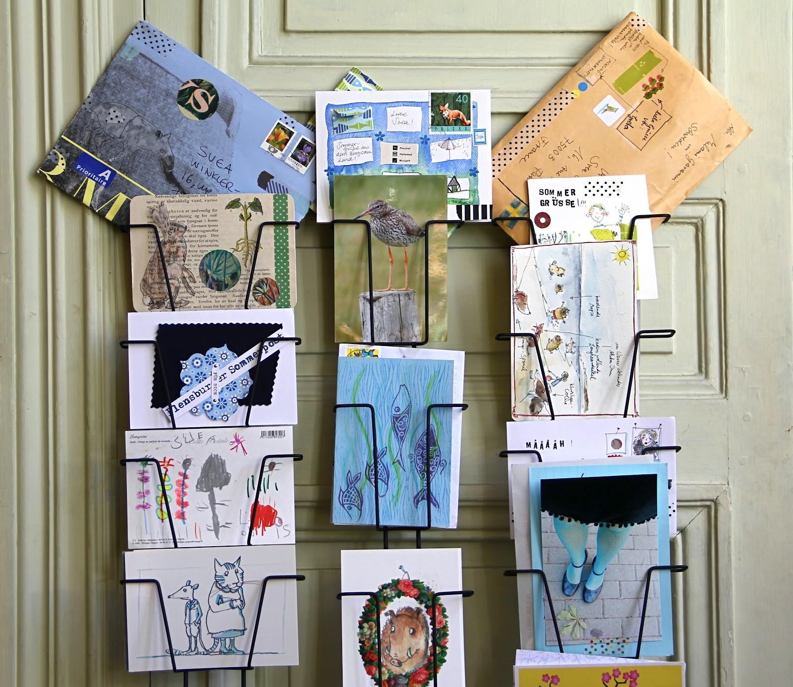 swig cartes postales postkarten postcards 2. Black Bedroom Furniture Sets. Home Design Ideas