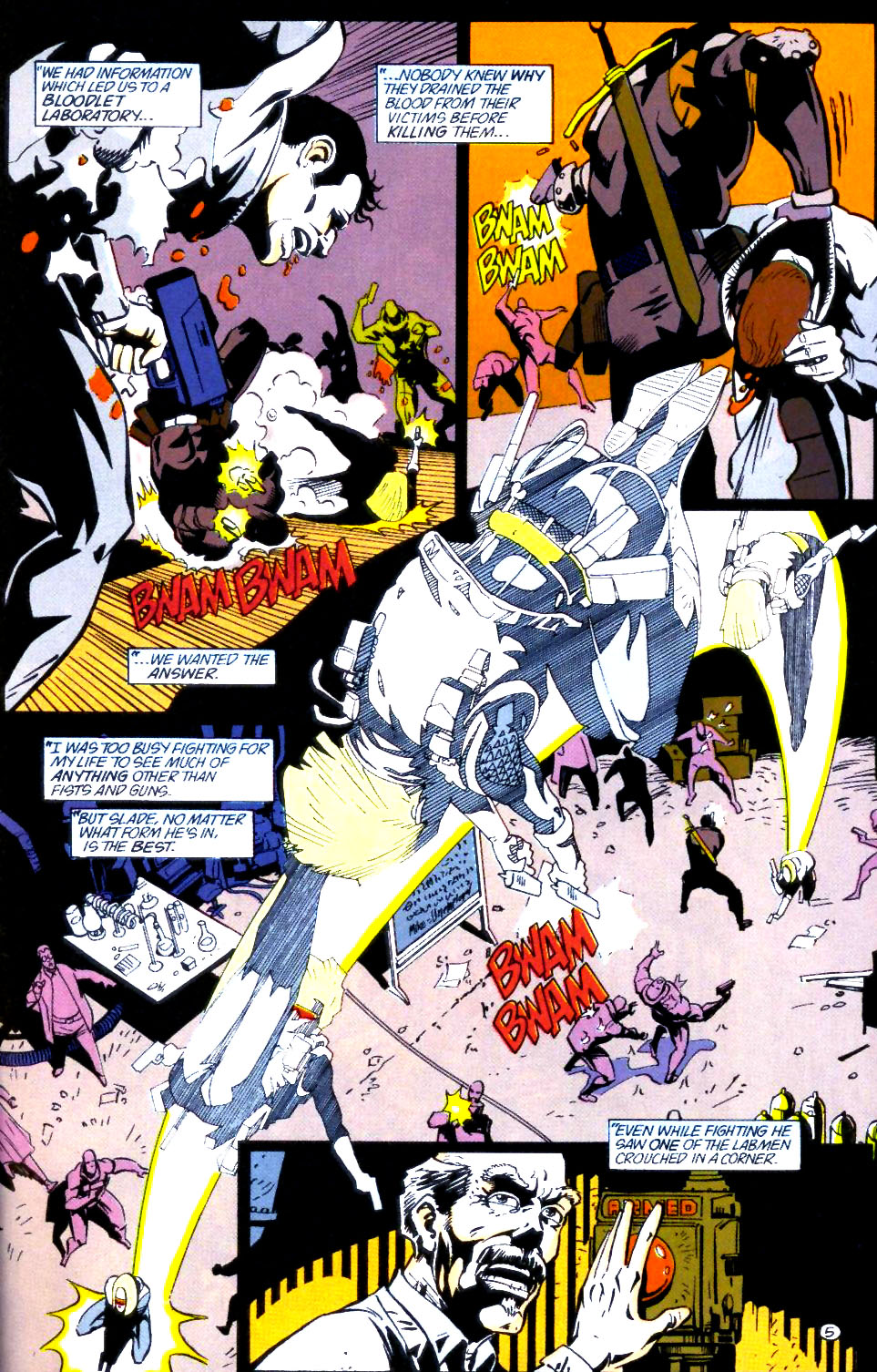 Deathstroke (1991) Issue #60 #65 - English 6