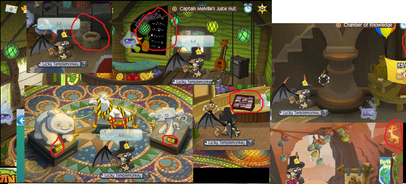 Animal Jam Wiki-AJ-pedia Pizzadrop