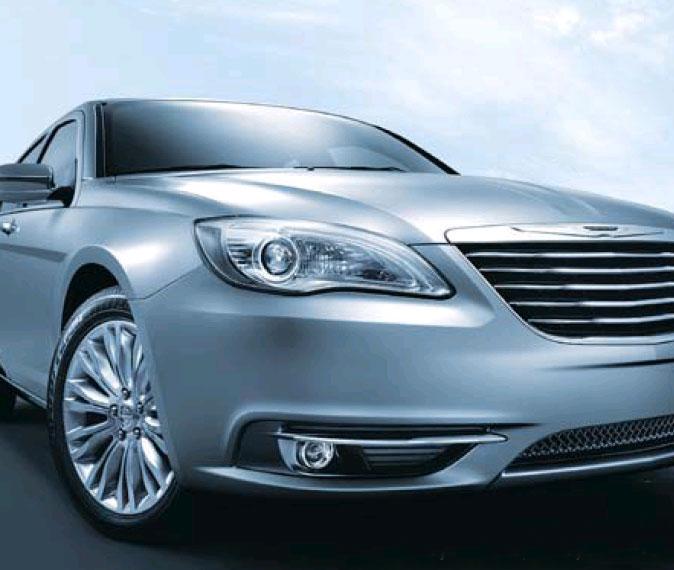 2012 Chrysler 200 Lx For Only $16,998