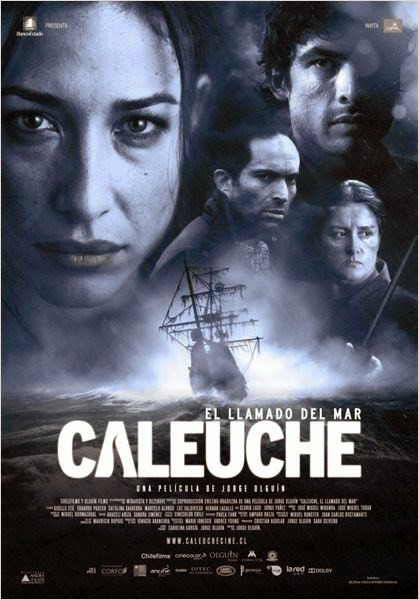 Download Caleuche: O Chamado do Mar HDRip AVI + RMVB Dublado Baixar Filme 2014