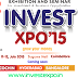 Invest Xpo 2015: July 11 &12 2015 at Coimbatore