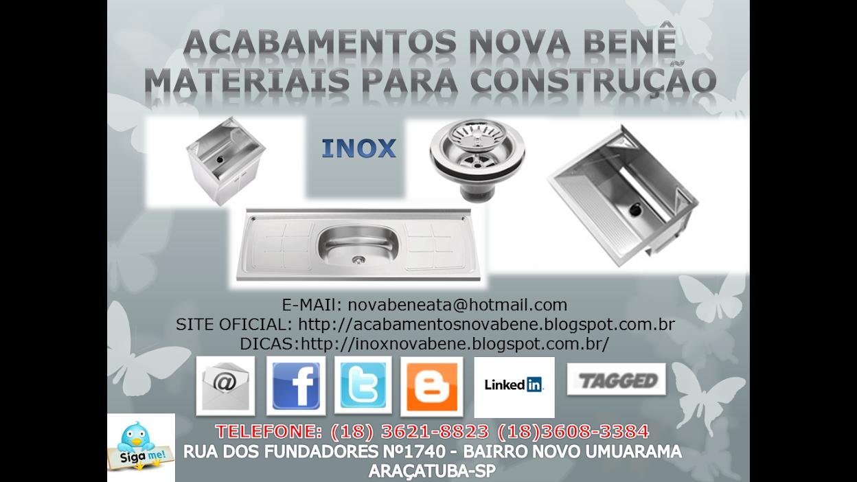 INOX ACABAMENTOS NOVA BENÊ