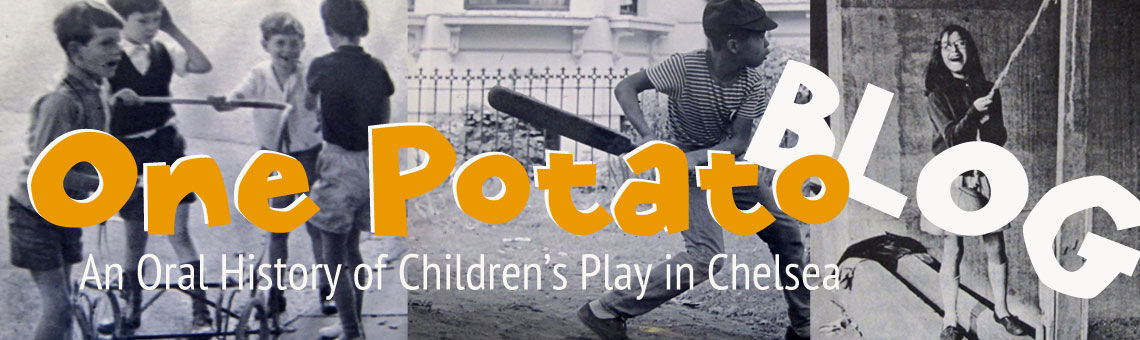 One Potato: An Oral History of Children's Play in Chelsea