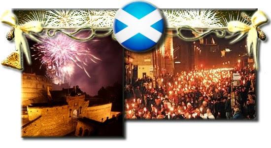 Ano novo Escócia