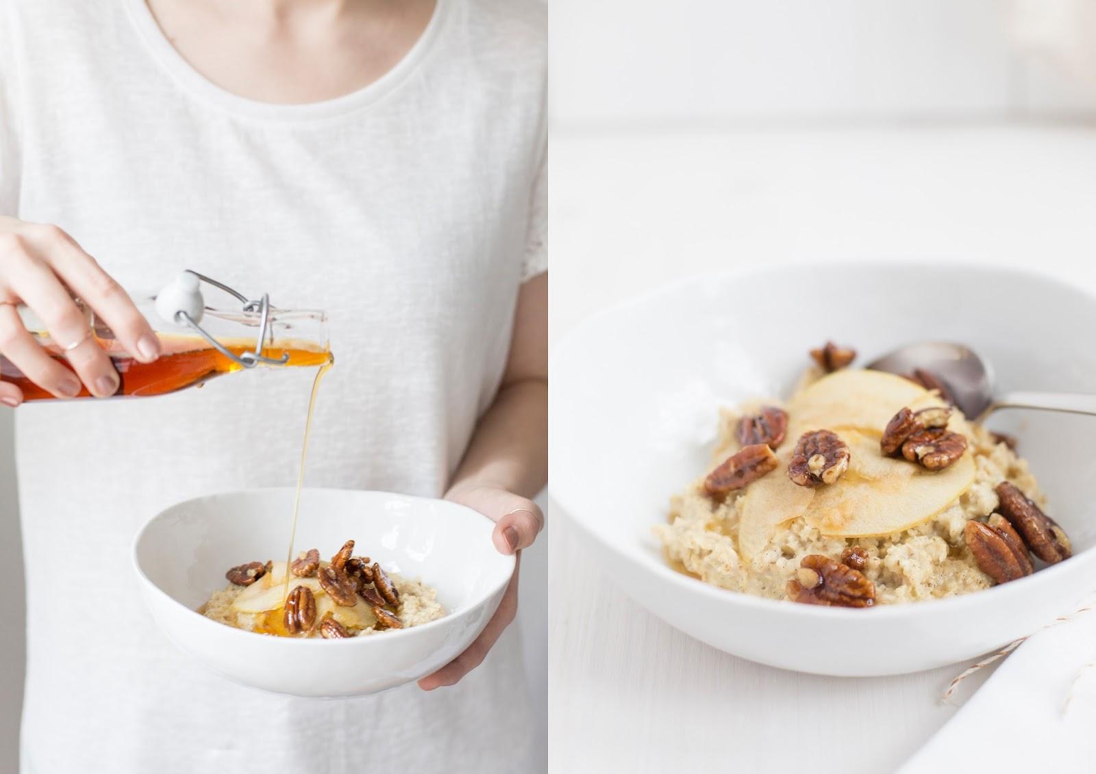 Porridge Deluxe Rezept