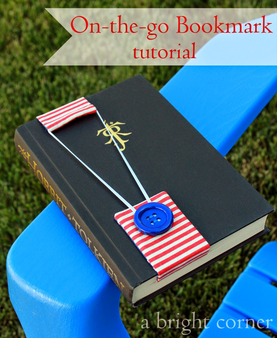 On-The-Go Bookmark Tutorial