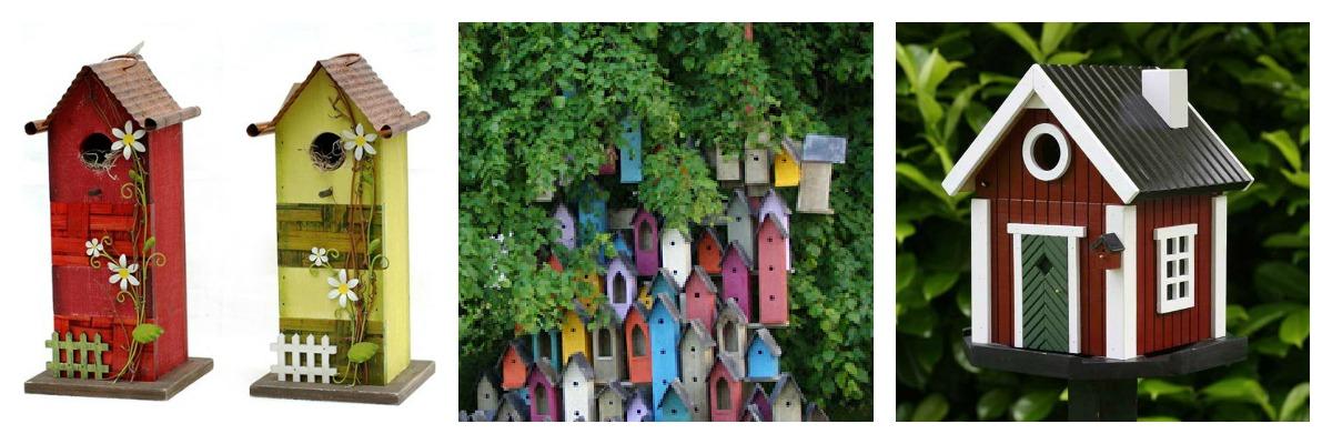 Tra orto e giardino casette per uccelli - Casette per giardino ikea ...