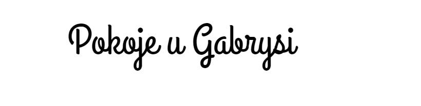 Pokoje u Gabrysi