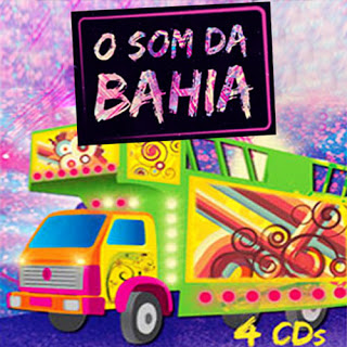 Capa CD Box O Som Da Bahia (2013) Baixar Cd MP3