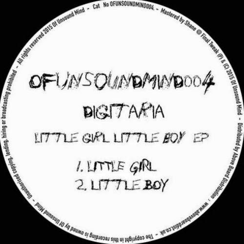 Digitaria - Little Girl / Little Boy EP
