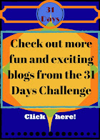 Favorite Blogs from 31 Days 2015