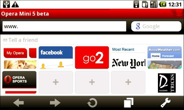 Opera Android 14 Качать