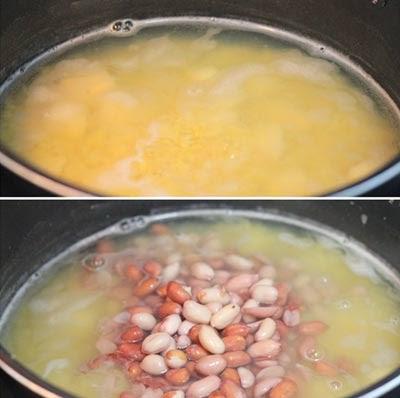 Peanut Sweet Soup (che dau phong)