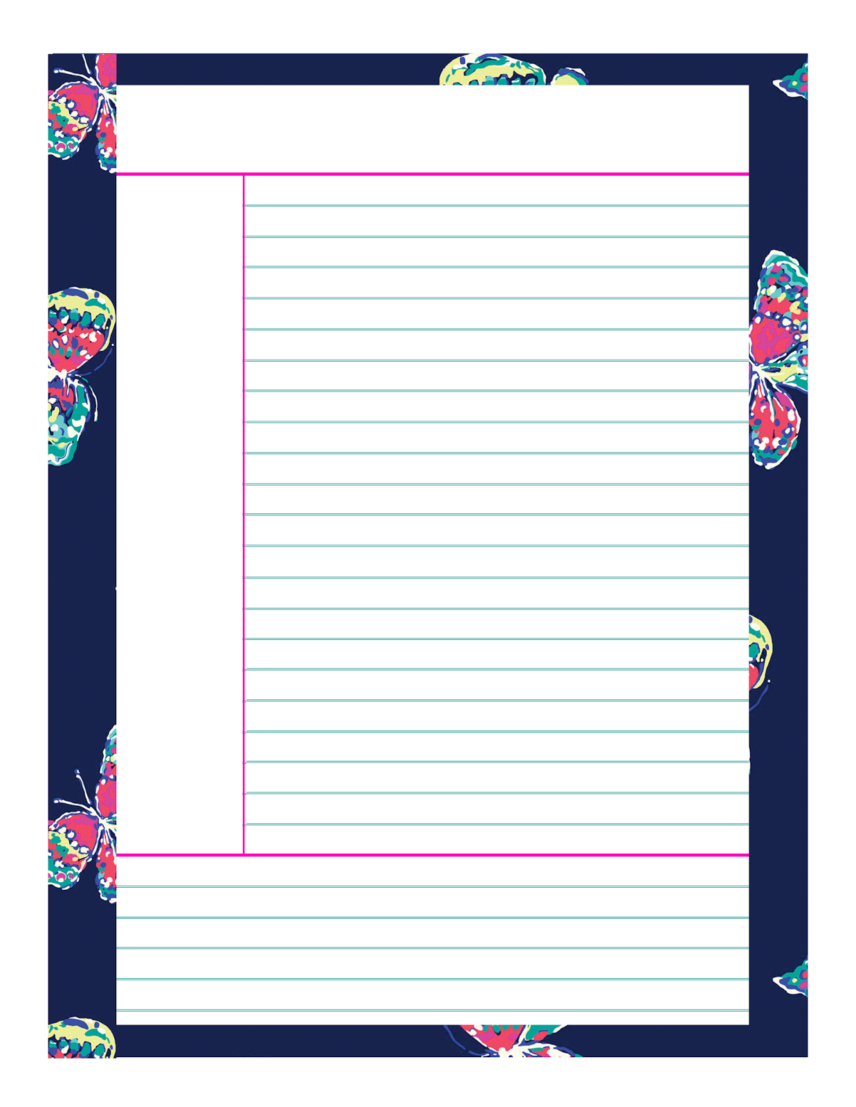Nerdy image in cornell notes printable