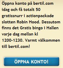 gratis bingo hos bertil