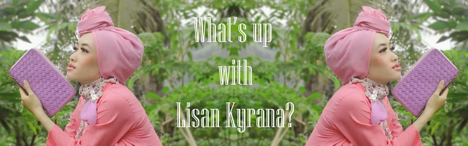 What's up with Lisan Kyrana?