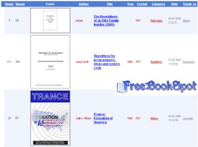 ebook spot