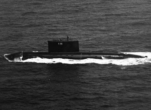 Sindhughosh (Kilo) class SSK