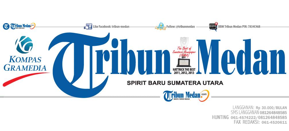 Tribun Medan Edisi Hari Ini Di Update Pada Sore Hari Tekan Ctrl F Jika Halaman Masih Menayangkan Edisi Sebelumnya