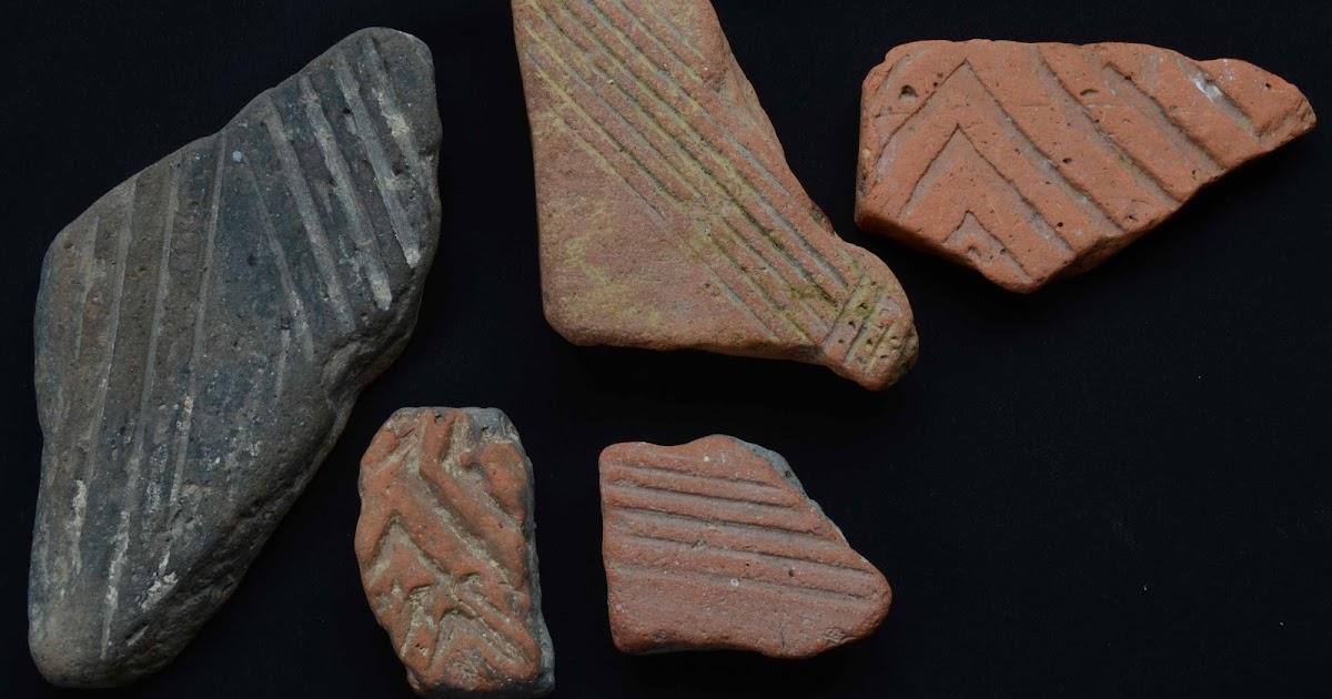Mudlarking Roman Box Flue Tiles Ad 43 410