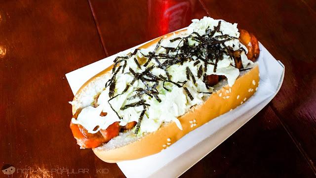 Schmidt's Japanese Inspired Waga Mama Hotdog