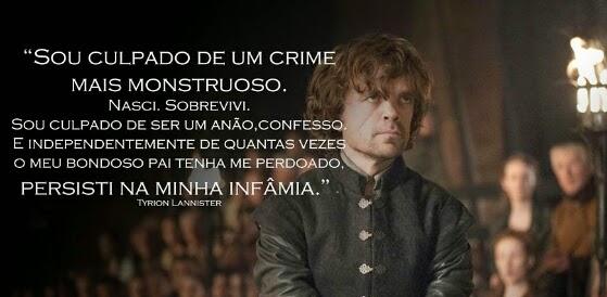 Frase Tyrion Lannister Peter Dinklage Game Of Thrones Net7art