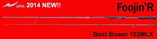 3142b - APIA Foojin´R, Best Bower 103 MLX