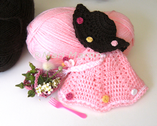 Crochet Pattern Doll DIY