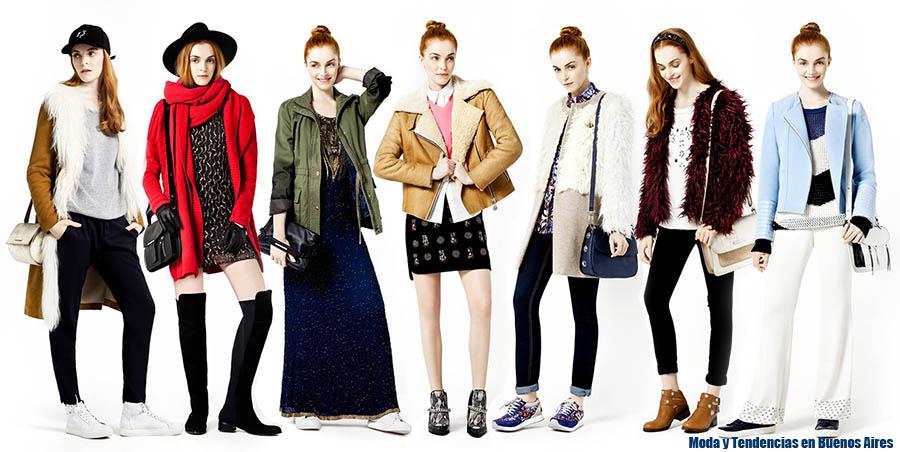 Tendencias de moda otoño invierno 2015 looks Uma. Moda otoño invierno 2015.