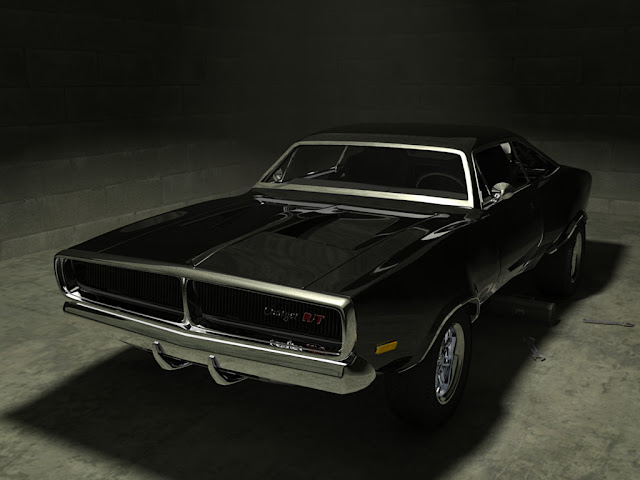 Cars Modification Dodge Charger