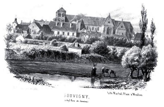 Patrimoine de l'Allier: Souvigny