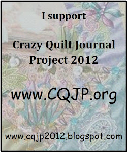 Crazy Quilt Journal 2012