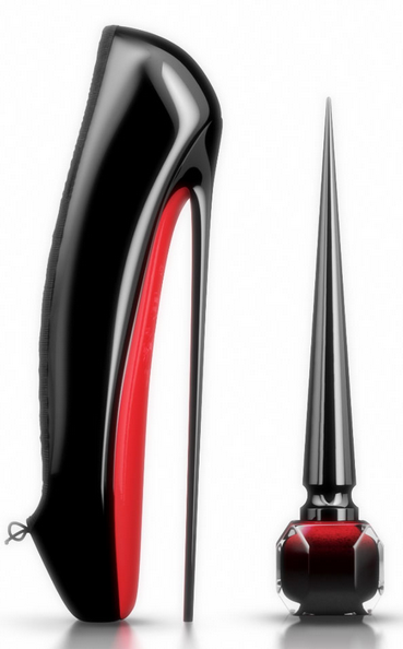 Christian Louboutin Beaute in Rouge Louboutin,