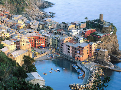 Italy - The most popular tourist sites