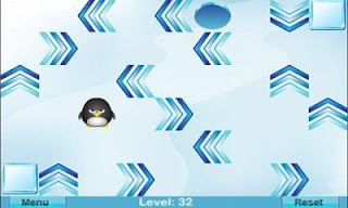 Screenshots of the Puzzling Penguins for Android tablet, phone.