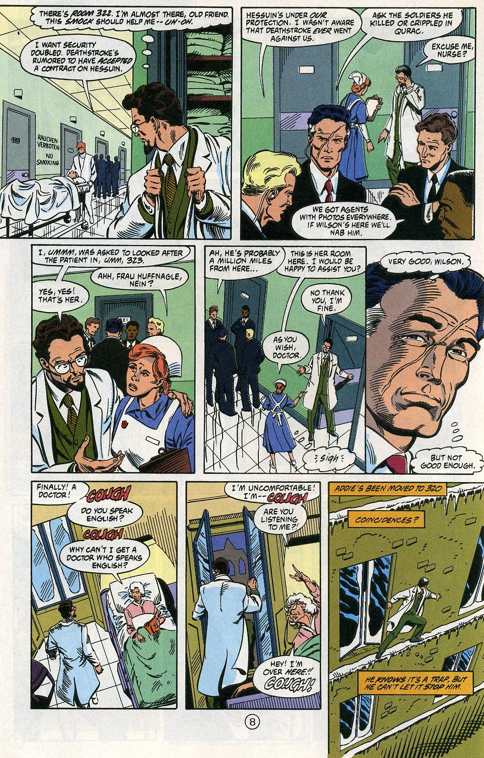 Deathstroke (1991) Issue #5 #10 - English 10