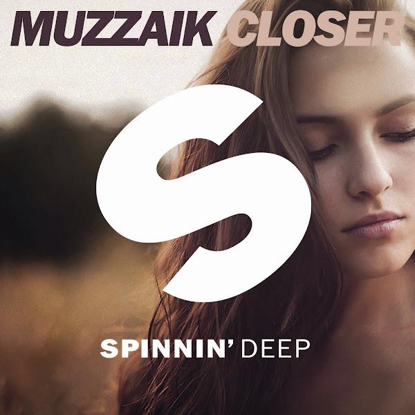 Muzzaik - Closer - Single Cover