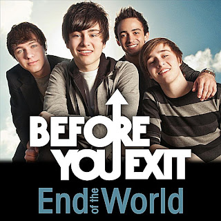 Before You Exit - End Of The World Lyrics