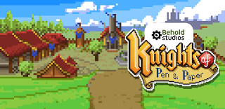 knights of pen and paper apk