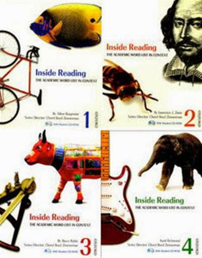 Inside Reading 1 - 4: The Academic Word List in Contest
