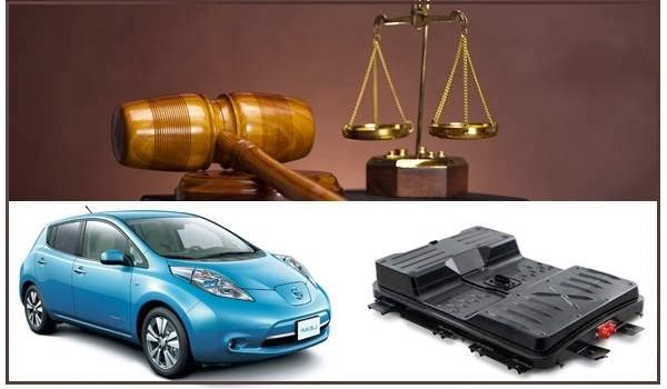 Nissan Leaf Settlement for battery capacity