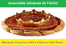 Assemblée Générale de l'ASGQ
