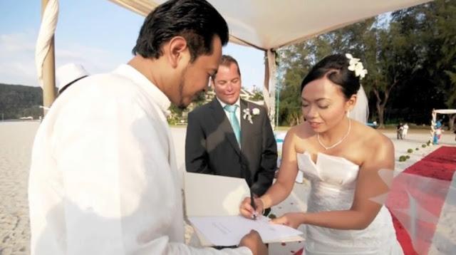 pronounce you husband and wife