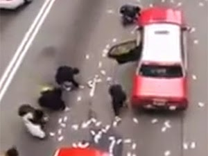 Thumbnail image for (Video) 'Pesta' Kutip Wang Tunai RM7 Juta Atas Jalan Raya