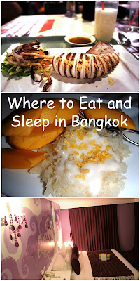 Travel the World: Where to eat in Bangkok Thailand plus a great hotel.