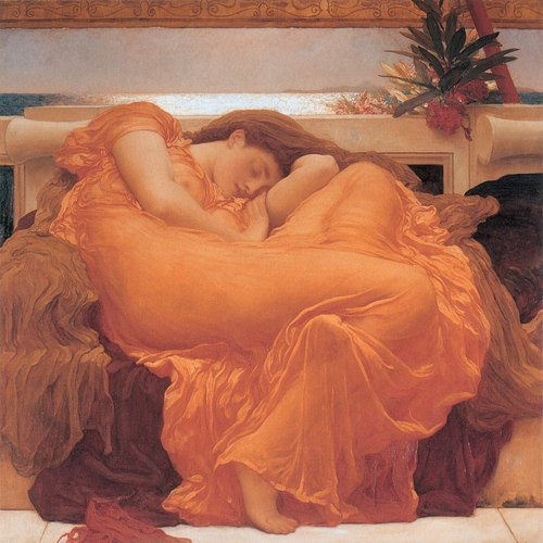 Flaming June, Frederic Leighton