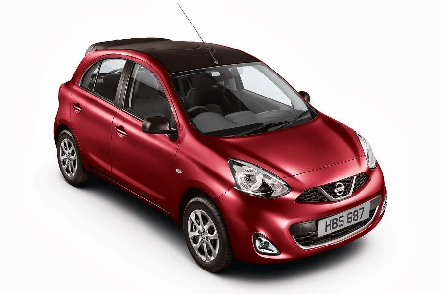 Nissan Micra Limited Edition (2014) Front Side 2