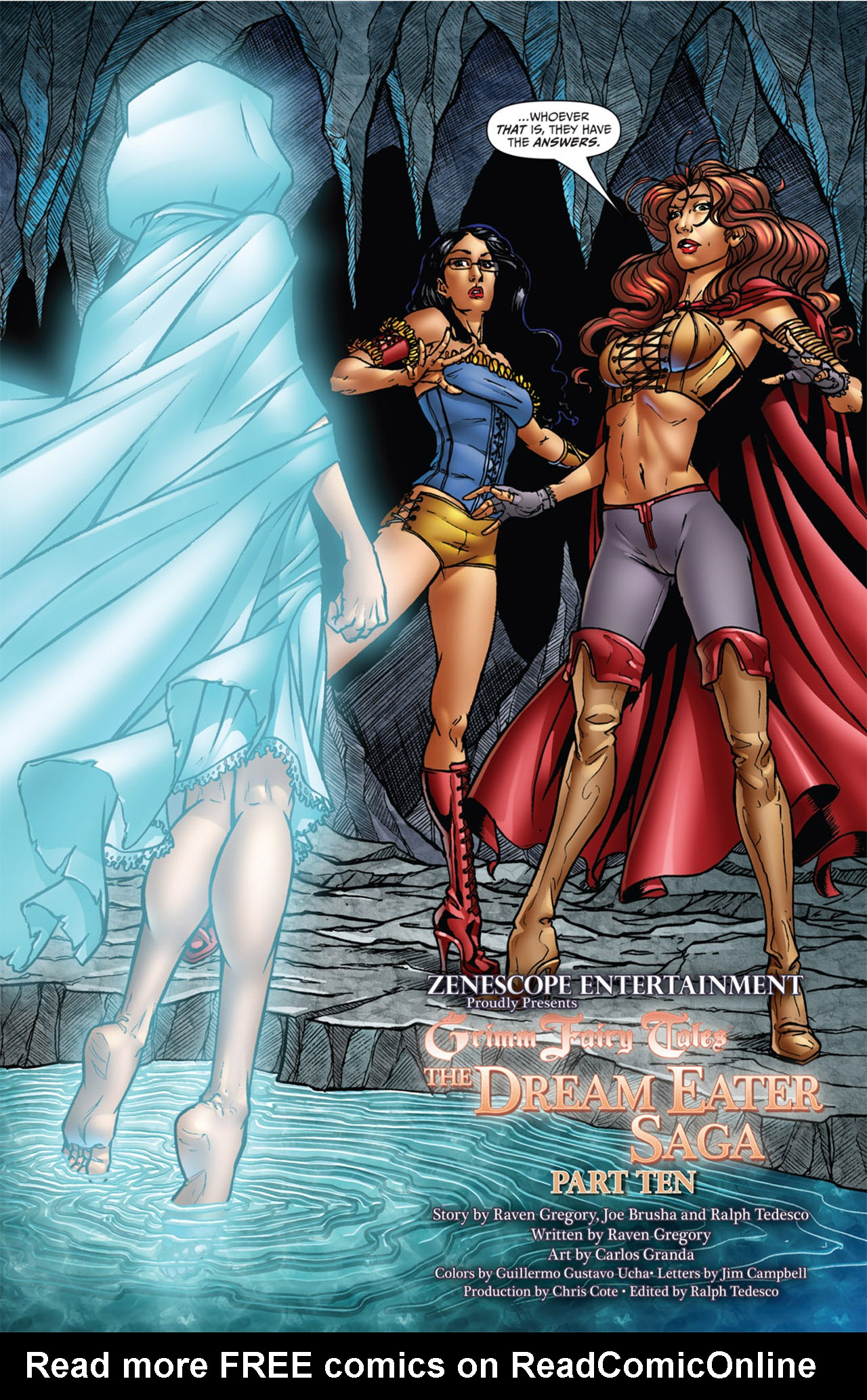 Grimm Fairy Tales (2005) Issue #64 #67 - English 6