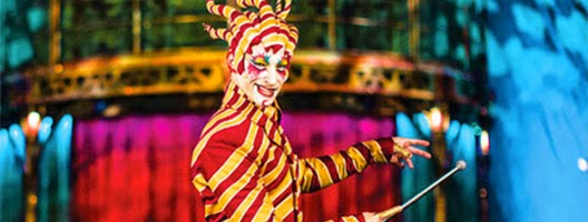 Kooza - Cirque du Soleil en Port Aventura